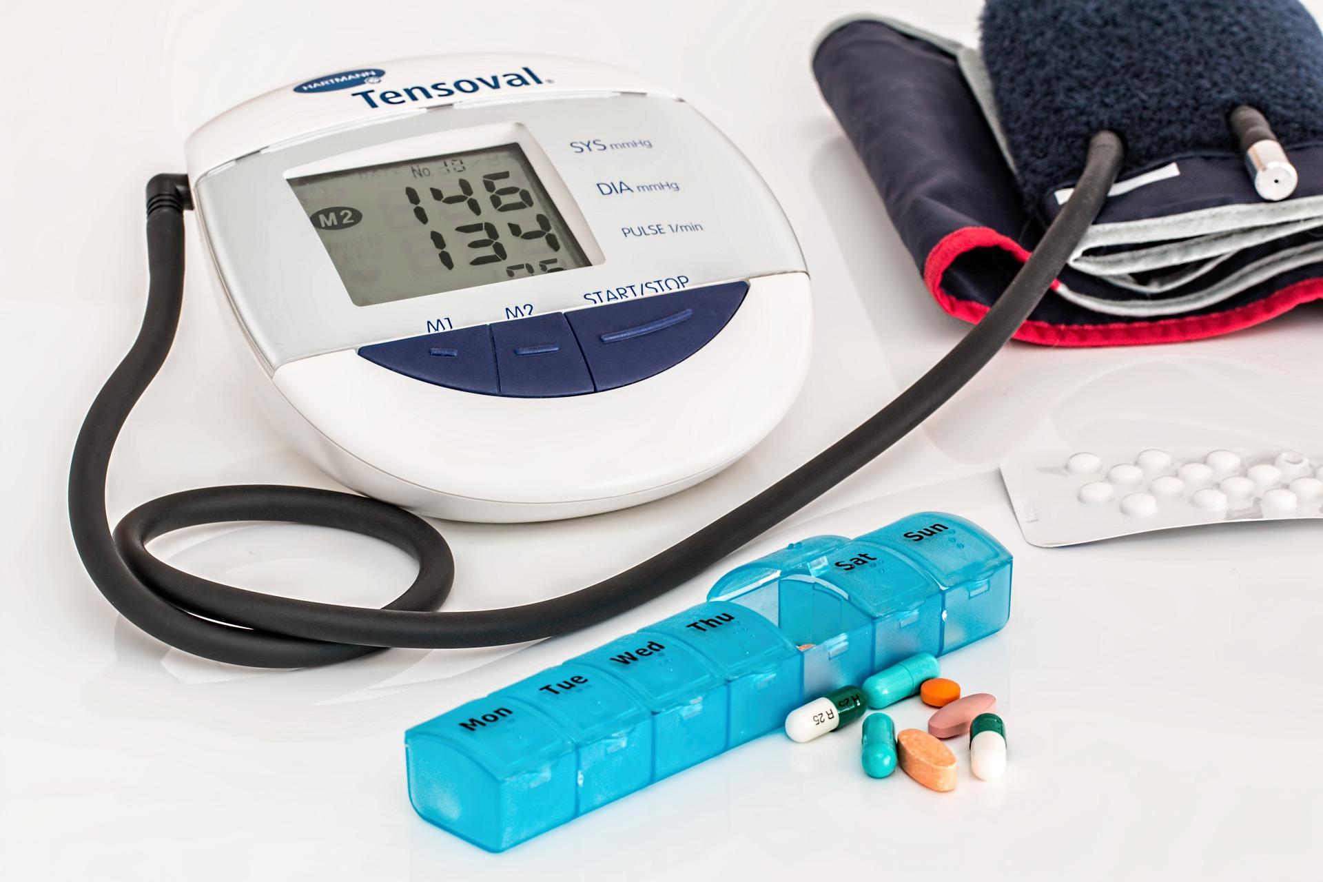 kas yra pirminė hipertenzija